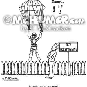 0322 Parachuting Cartoon1