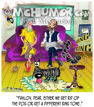 Dog Cartoon 1548