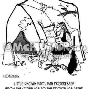 1938 Anthropology Cartoon1