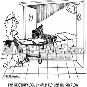 1974 Groundhog Cartoon1