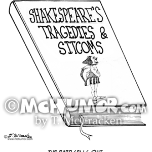 2156 Shakespeare Cartoon1