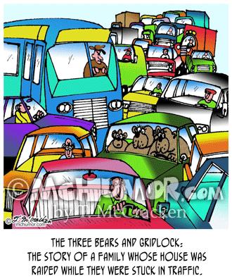 2997 Traffic Cartoon2