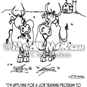 3349 Cow Cartoon1