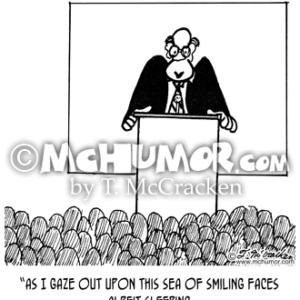 4021 Speaking Cartoon1