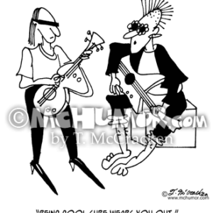 4318 Music Cartoon1