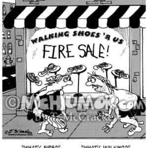 4918 Walking Cartoon1