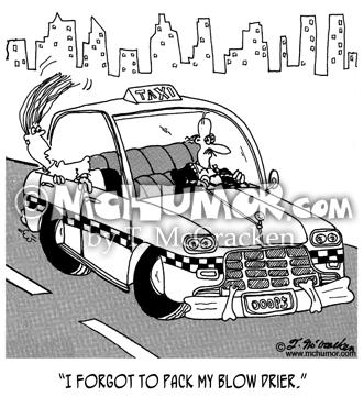 Taxi Cartoon 5220