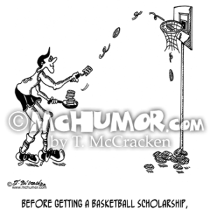 5247 Basketball Cartoon1