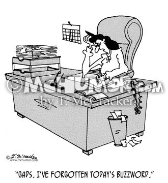 Business Cartoon 5282