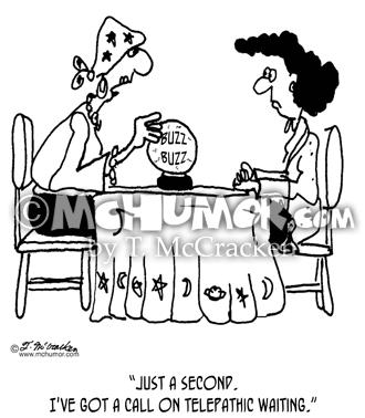 Call Waiting Cartoon 5762