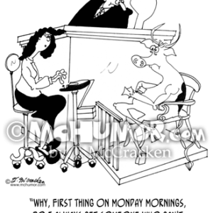 5787 Court Reporter Cartoon1