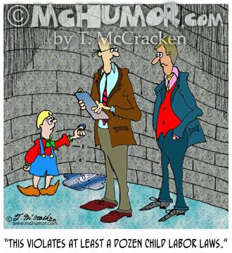 Labor Cartoon 6511