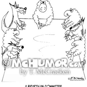 6716 Sheep Cartoon1