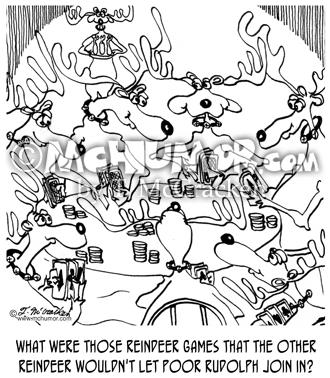 Poker Cartoon 6785
