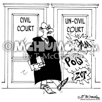 Law Cartoon 6796