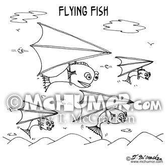 6817 Fish Cartoon1