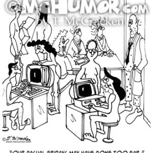 7194 Fashion Cartoon1