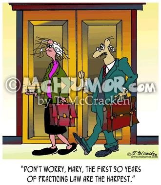 Lawyer Cartoon 7342