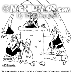 7420 Court Reporter Cartoon1