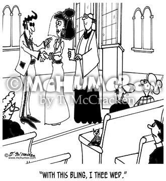Wedding Cartoon 7820