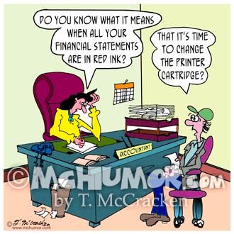Accounting Cartoon 7885