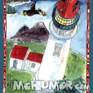 8007V Lighthouse Cartoon1