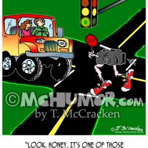 8531 Traffic Cartoon1