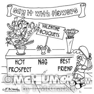 Flower Cartoon 8589
