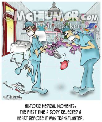 Surgery Cartoon