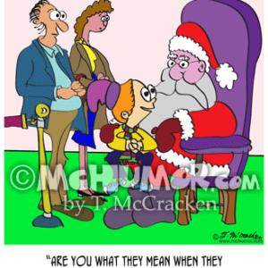 8641 Santa Cartoon1