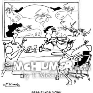 8823 Cow Cartoon1