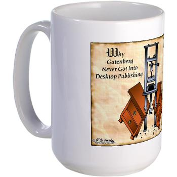Gutenberg Mug