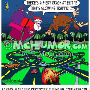 9159 Christmas Cartoon