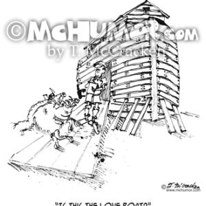 1035 Ark Cartoon