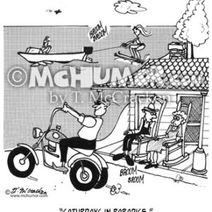 3229 Rural Cartoon
