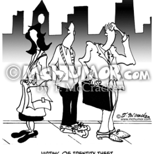 8185 Crime Cartoon