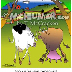 9217 Cow Cartoon