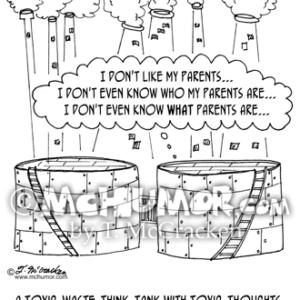7167 Toxic Waste Cartoon