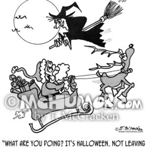 2280 Halloween Cartoon