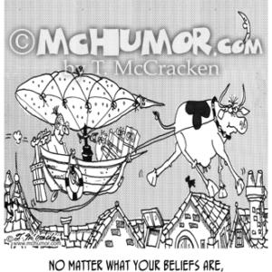5831 Holiday Cartoon