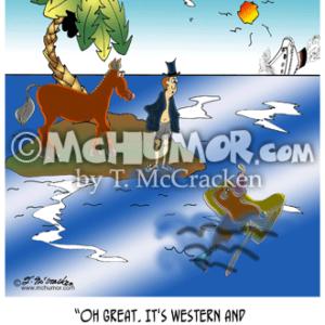 8190 Horse Cartoon