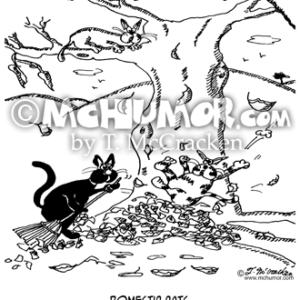 8787 Cat Cartoon