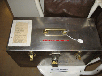 Phlebotomy Box