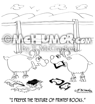 9307 Goat Cartoon