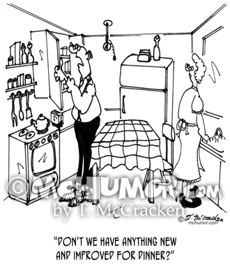 6208 Cooking Cartoon