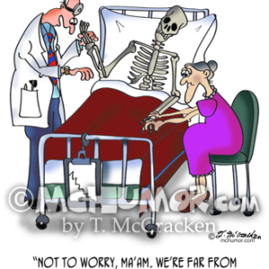 9378 Medical Cartoon