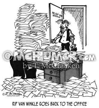 Office Cartoon 2146