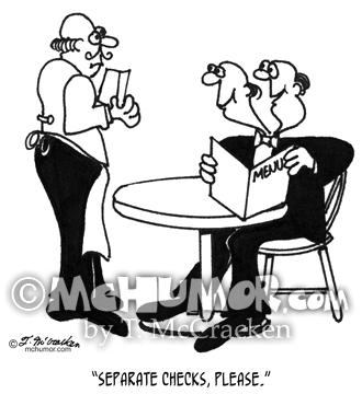Restaurant Cartoon 4334