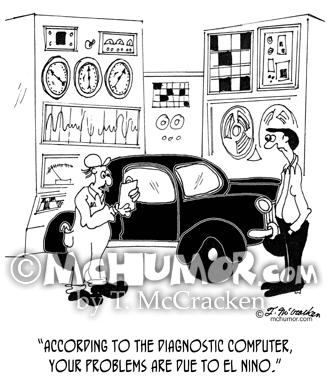 Mechanic Cartoon 6768