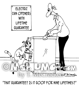 Guarantee Cartoon 6831